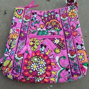 Vera Bradley Disney Just mousing Around crossbody